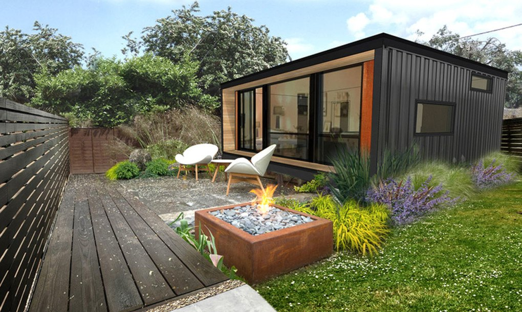 You Can Order Honomobo 39 S Prefab Shipping Container Homes Online Inhabitat Green Design