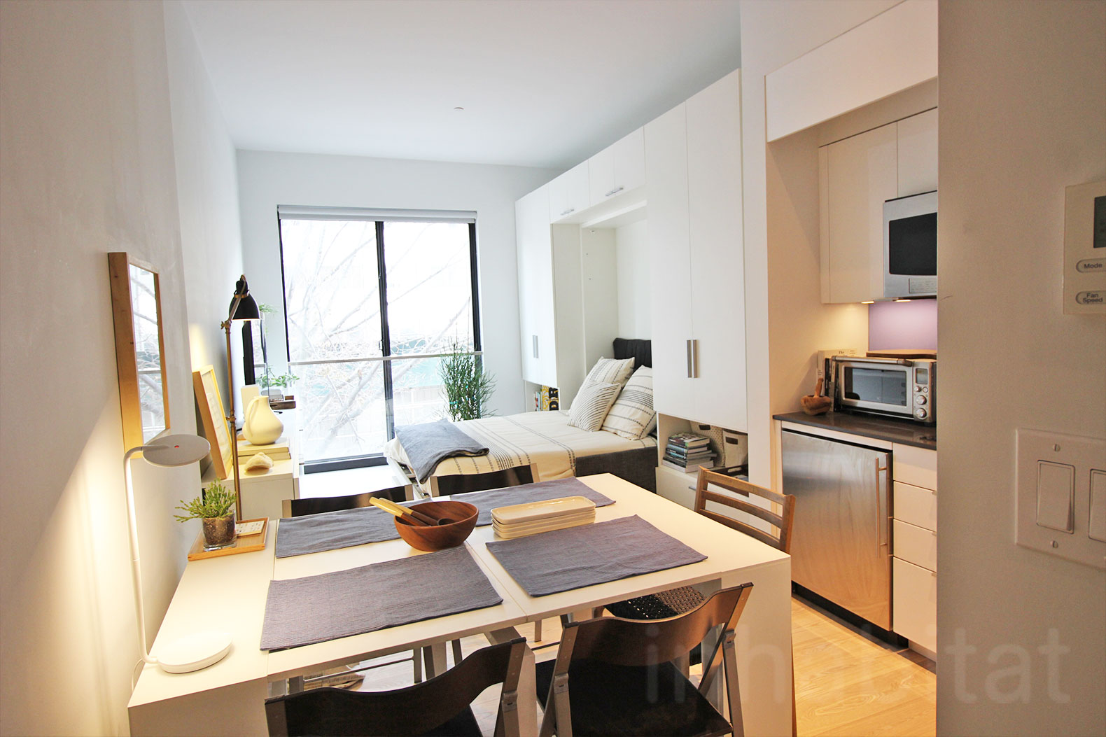 VIDEO NYCs First Micro Apartment Building Is Almost Ready To Open