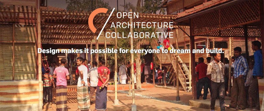 Architecture for Humanity, Open Architecture Collaborative, architecture, design, humanitarian design, nonprofit organizations, marginalized communities, volunteer work, Yodakandiya Community Centre
