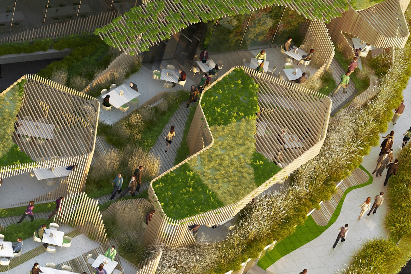Stunning Prefab Oxygen Project Will Deliver A Green Oasis