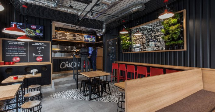 Repurposed Shipping Container Restaurant By Mode Lina