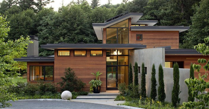 LEED Platinum Skyline Residence is designed to generate as much