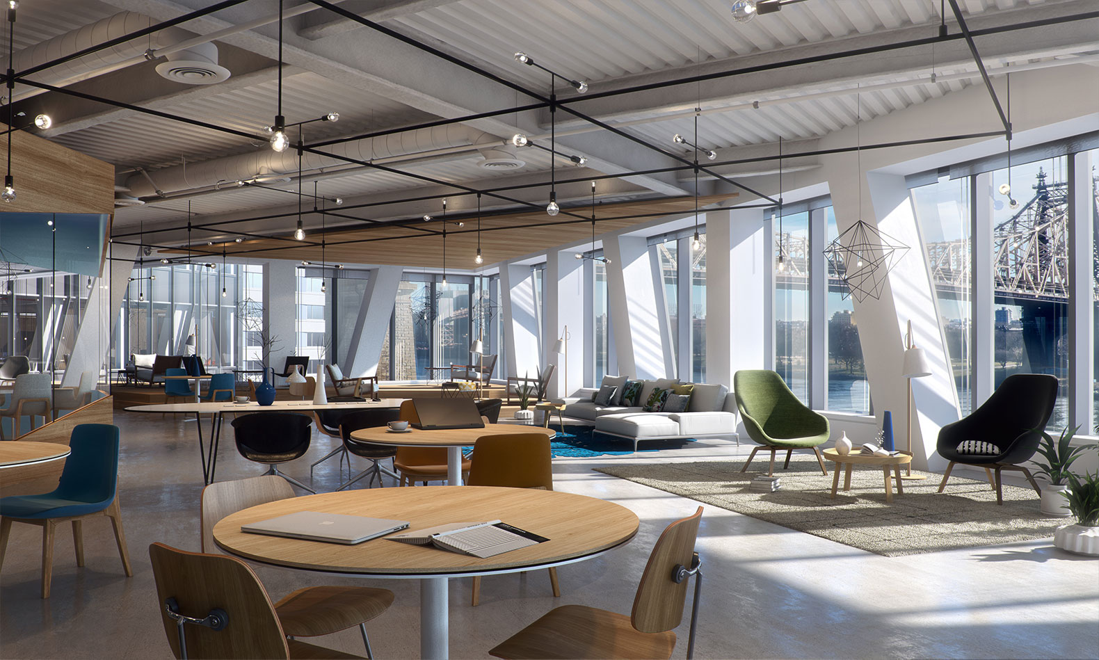 The Bridge Cornell Tech Releases New Images Of Its
