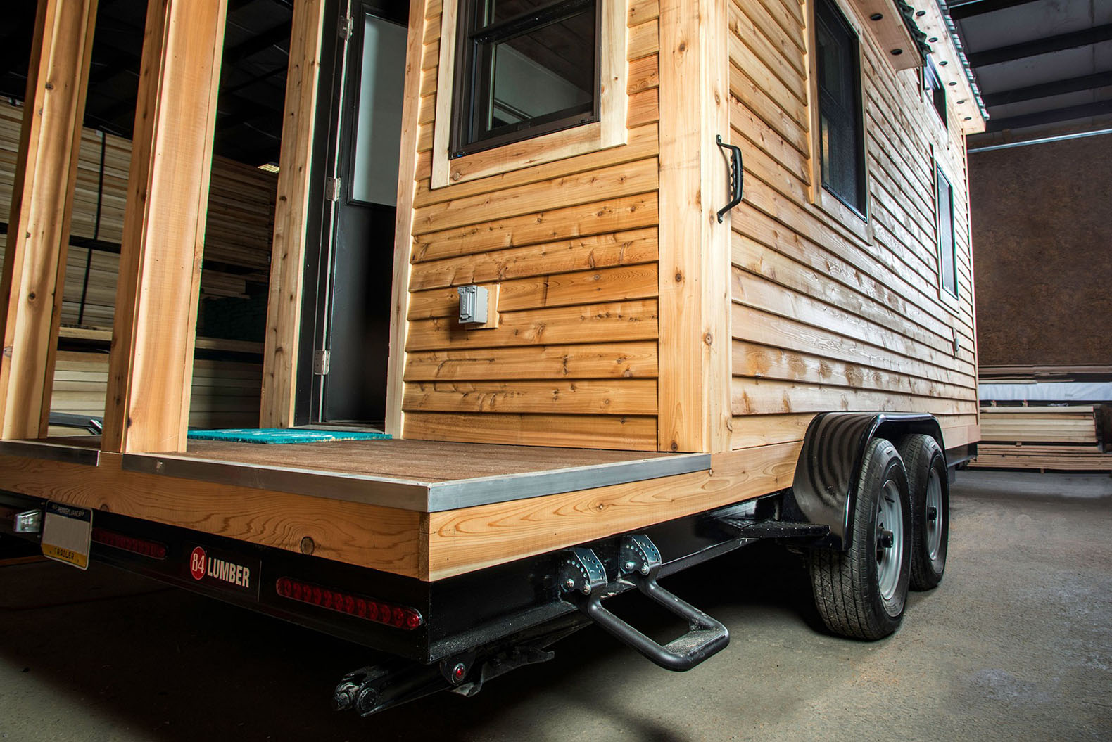 84 Lumber launches gorgeous tiny homes that you can buy or build