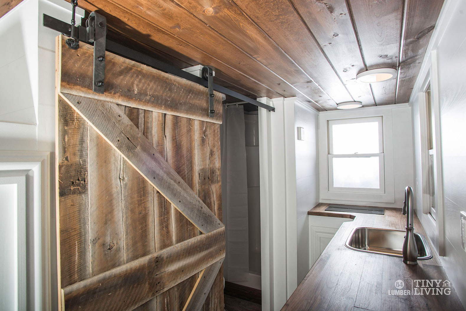 Do It Yourself Home Design: 84 Lumber Launches Gorgeous Tiny Homes That You Can Buy Or