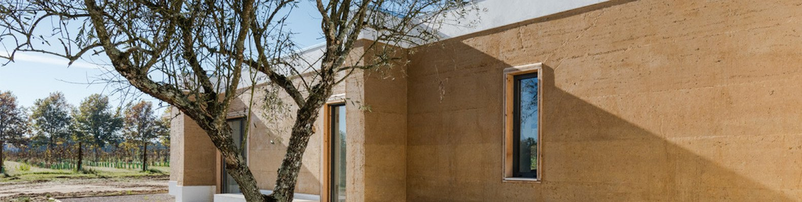 Vineyard House Uses Rammed Earth To Stay Cool In Portugalu0027s Hot Summers |  Inhabitat   Green Design, Innovation, Architecture, Green Building