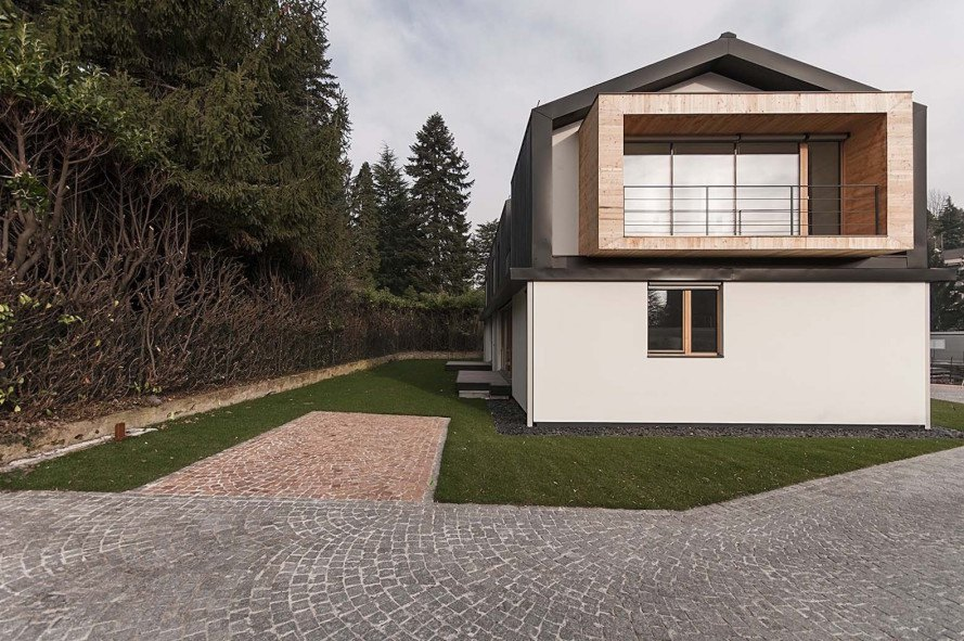 Working in Nature by Luca Compri Architetti, Casa Clima Classe A architecture, Casa Clima certified architecture, Varese architecture, sustainable architecture studio, eco-friendly architecture studio