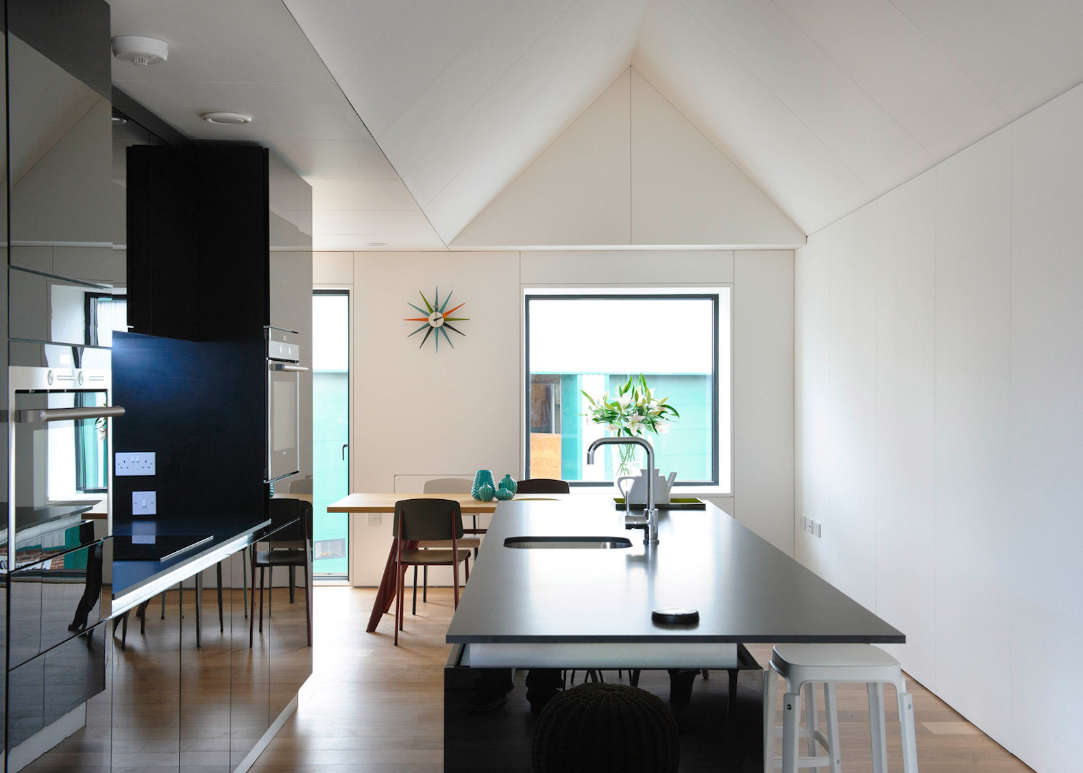 modular homes interior. Modular Homes By Urban Splash And Shedkm  Prefab Housing Project Manchester Irwell Stackable In London Let You Design The Interior Before