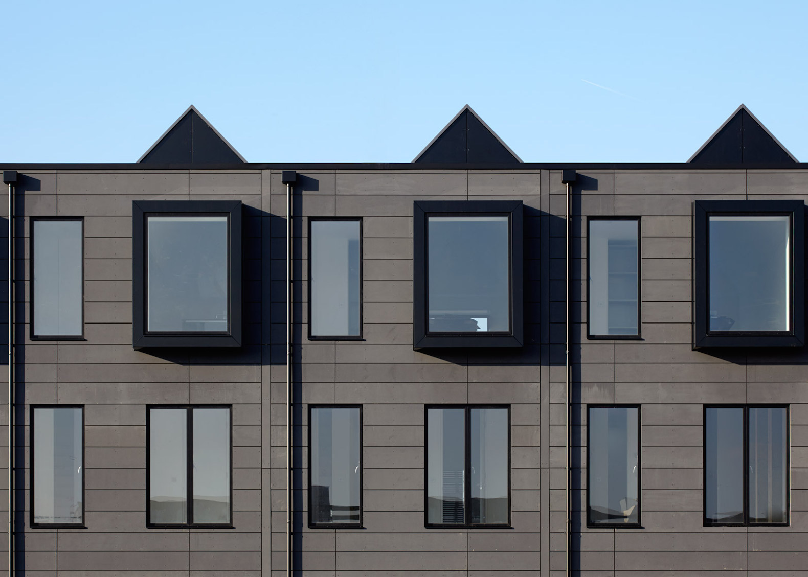 Modular Homes By Urban Splash And Shedkm, Prefab Housing Project  Manchester, Prefab Housing Irwell