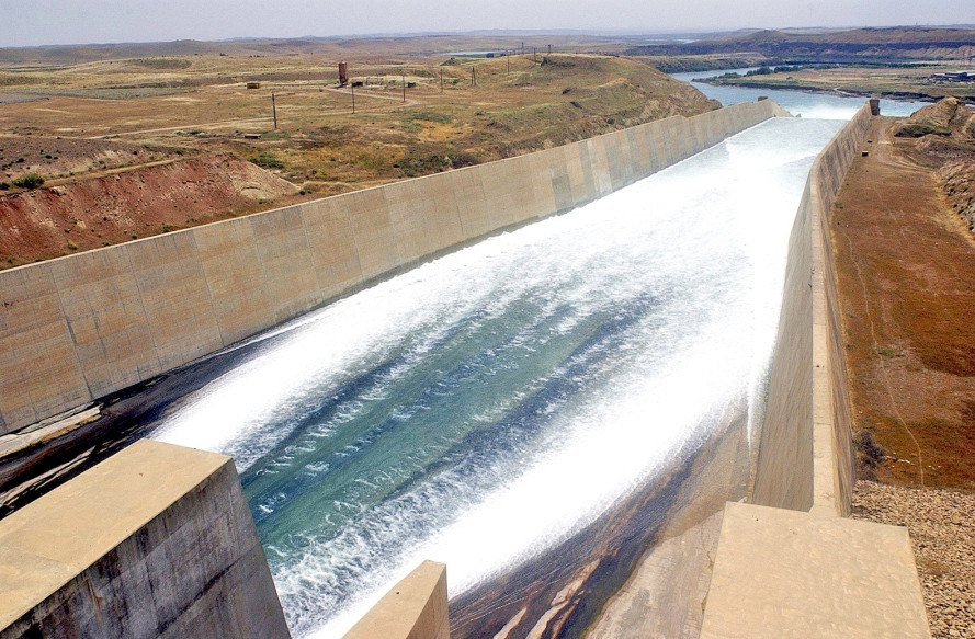 Iraq, Mosul, Mosul Dam, Tigris River, ISIS, flooding, infrastructure, displacement, infrastructure repair, failing infrastructure, Middle East, Arab World, Mosul Dam collapse, Mosul Dam flooding