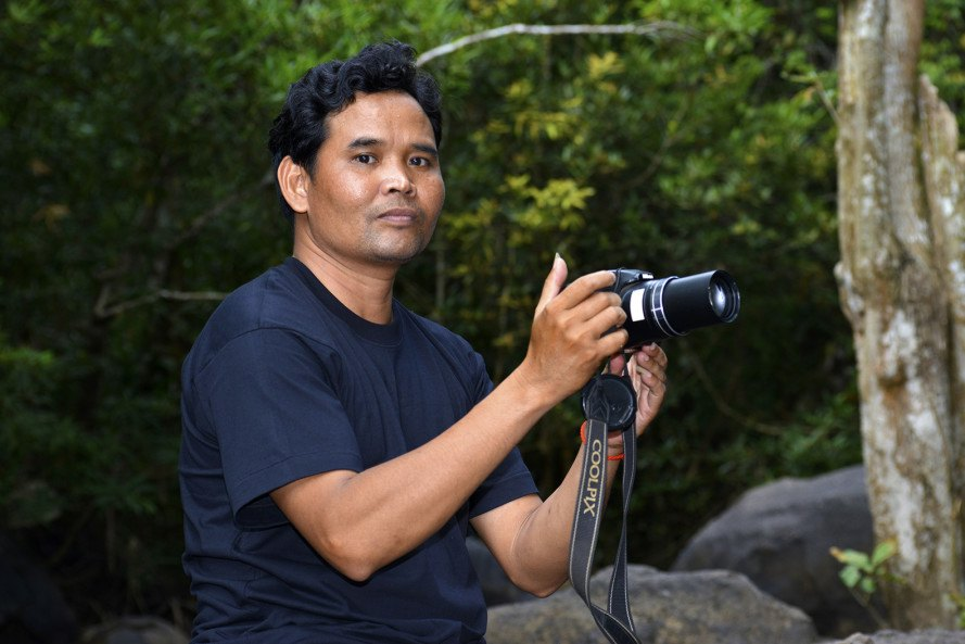 Leng Ouch, 2016 Goldman Environmental Prize, prize winner, Cambodia, illegal logging, Cambodia Human Rights Task Forces, sustainably-sourced wood, justice, sustainability