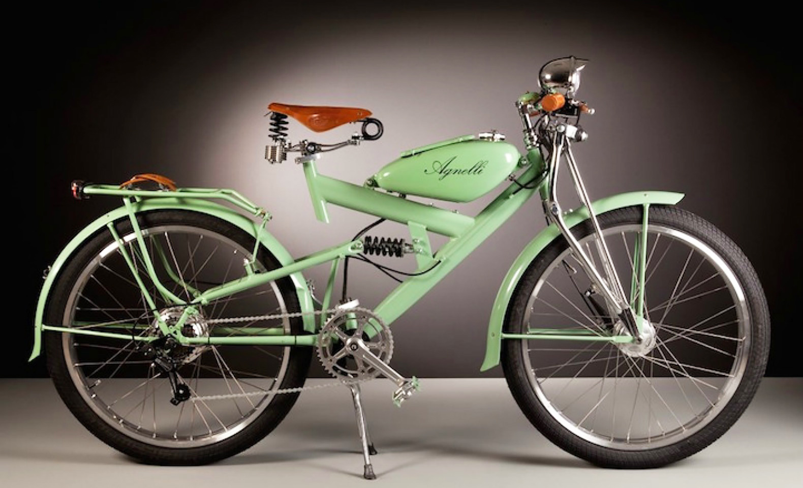 Vintage electric bikes from Italy out-hip even the coolest ride