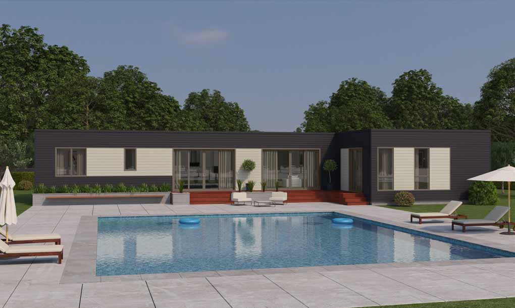 Blu Homes launches 16 new prefab home designs, including new tiny ...