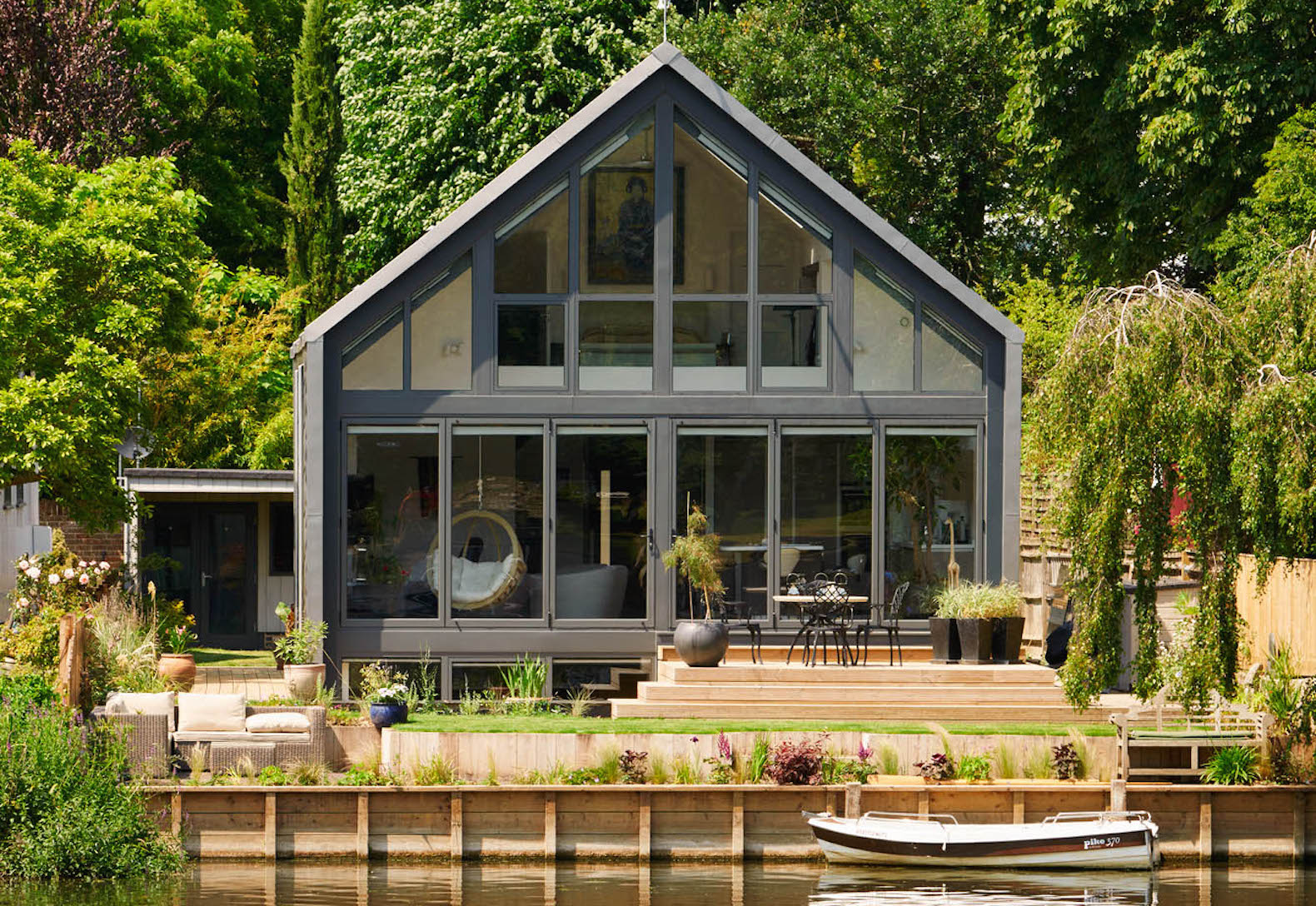 6 amphibious houses that float to escape flooding for For house