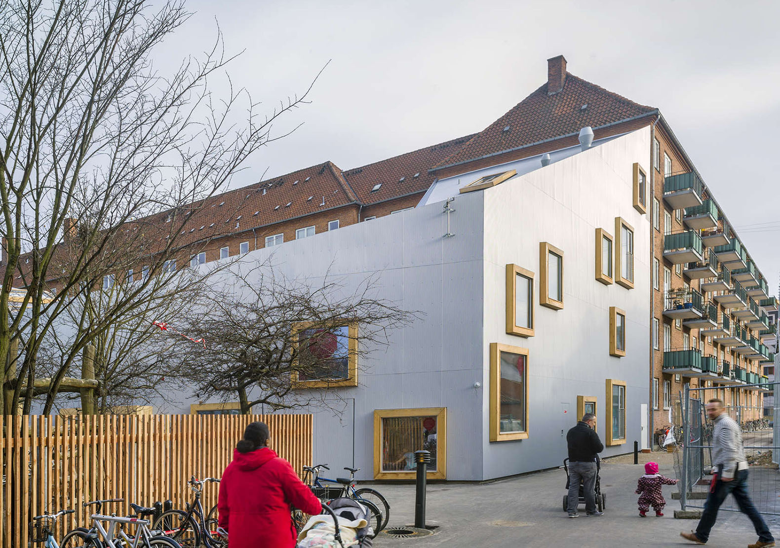 Mountain Shaped Ama R Children S Culture House In
