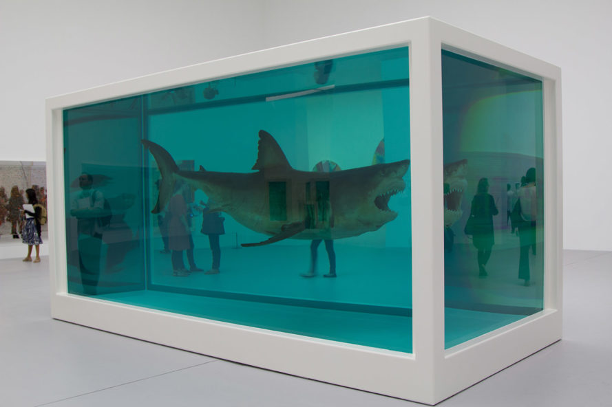 Damien Hirst, formaldehyde, art, artwork, artist, Tate Modern, Summer Palace Beijing, Analytical Methods, shark