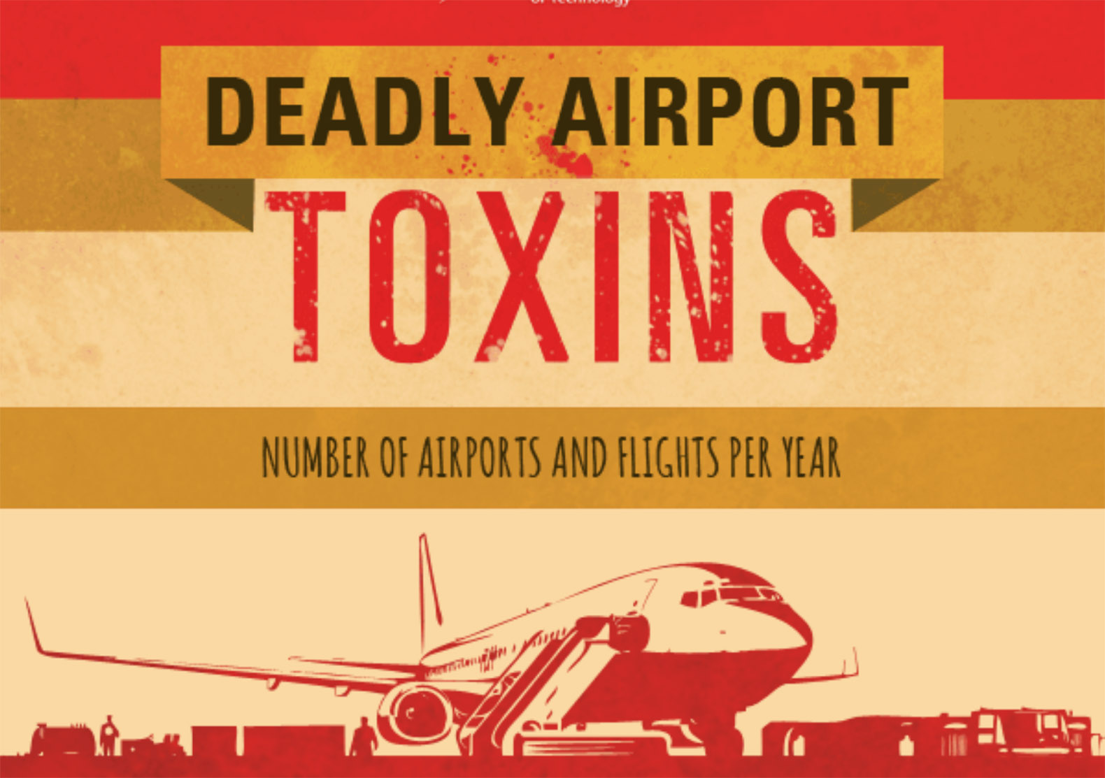 INFOGRAPHIC: The toxic dangers of living near an airport