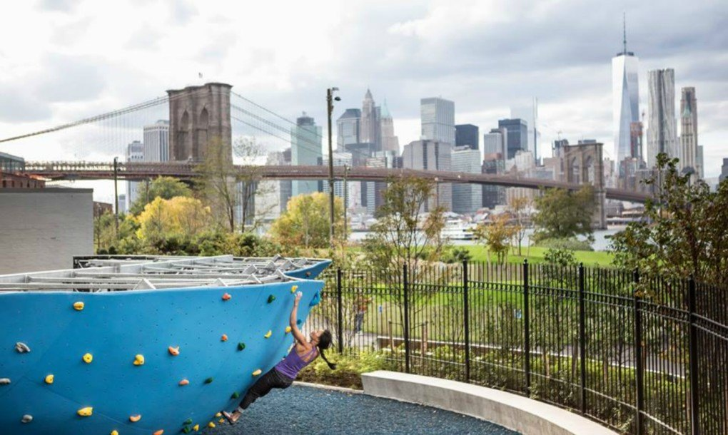 Dumbo Boulders Set To Open North America S Largest