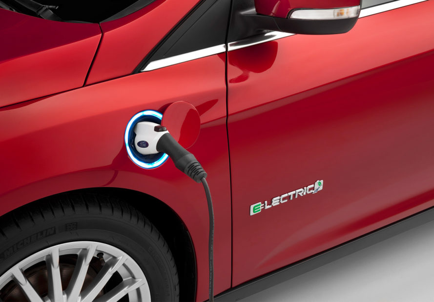 ford, ford electric car, ford focus electric, ford ev, electric car, ev, ford model e, model e, tesla model 3, chevy bolt, nissan leaf, green car, green transportation
