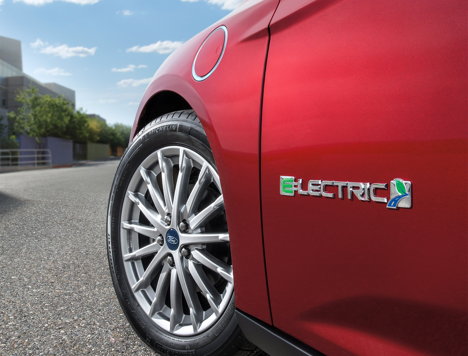 Ford Confirms 200 Mile Electric Car To Rival The Tesla Model 3 And Chevy Bolt
