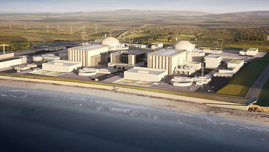 Hinkley Point C, Hinkley, EDF Energy, Britain, UK, nuclear power, alternative energy, UK nuclear power