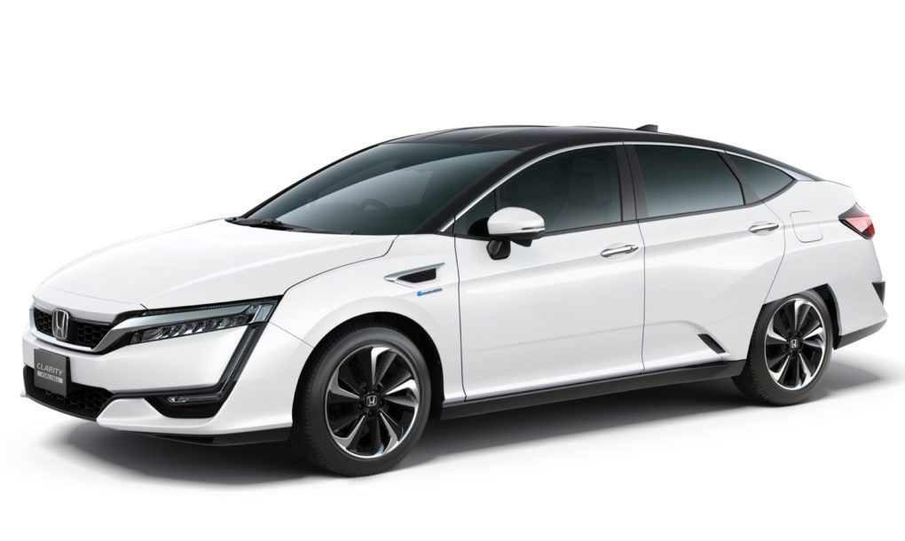 2018 honda electric car. wonderful car honda will offer the clarity fuel cell in electric and plugin hybrid  versions  inhabitat  green design innovation architecture building with 2018 honda car