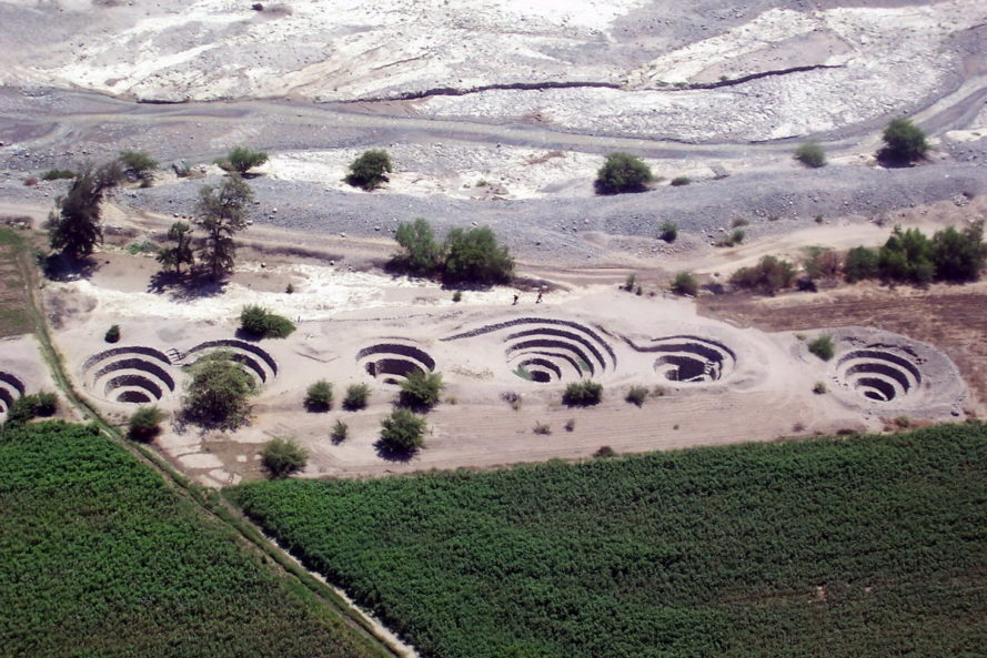 puquios, pery, nazca, ancient peruvian mystery, satellite images, satellite imagery, aqueducts, institute of Methodologies for Environmental Analysis, italy