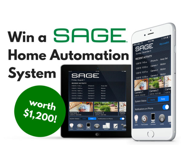 SAGE, SAGE by Hughes, SAGE mobile app, home automation, home security systems, green home security systems, green home automation systems, carbon footprint, how to lower your utility bills, energy savings, how to maximize energy savings at home