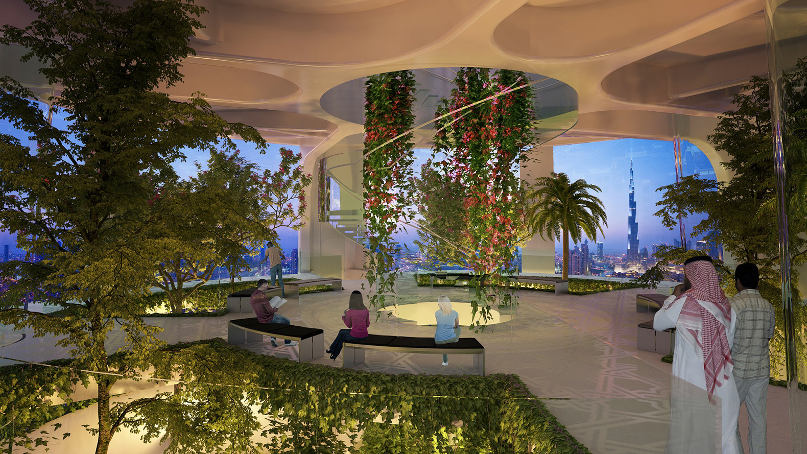 Dubai Architecture | Inhabitat - Green Design, Innovation ...