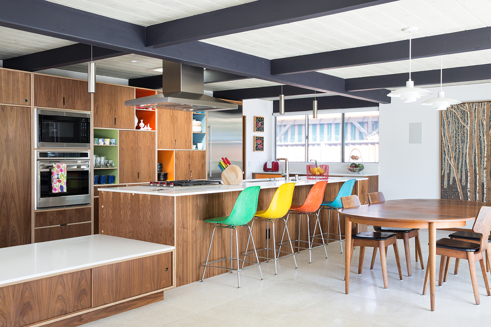 Classic Eichler gets a tasteful renovation and expansion in the ...
