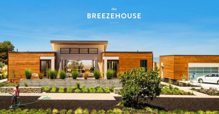 The Breezehouse Blu Homes Most Iconic And Well Known