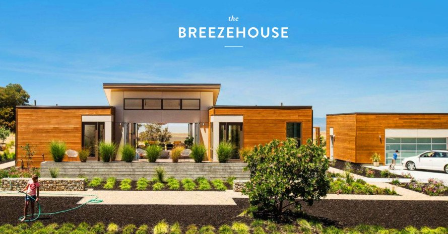 breezehouse breezehome breeze house breeze home blu homes michelle kaufmann - Green Home Designs