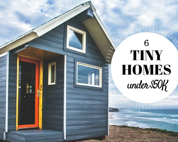 Tiny Homes For Sale Pleasing 6 Tiny Homes Under $50000 You Can Buy Right Now  Inhabitat Inspiration