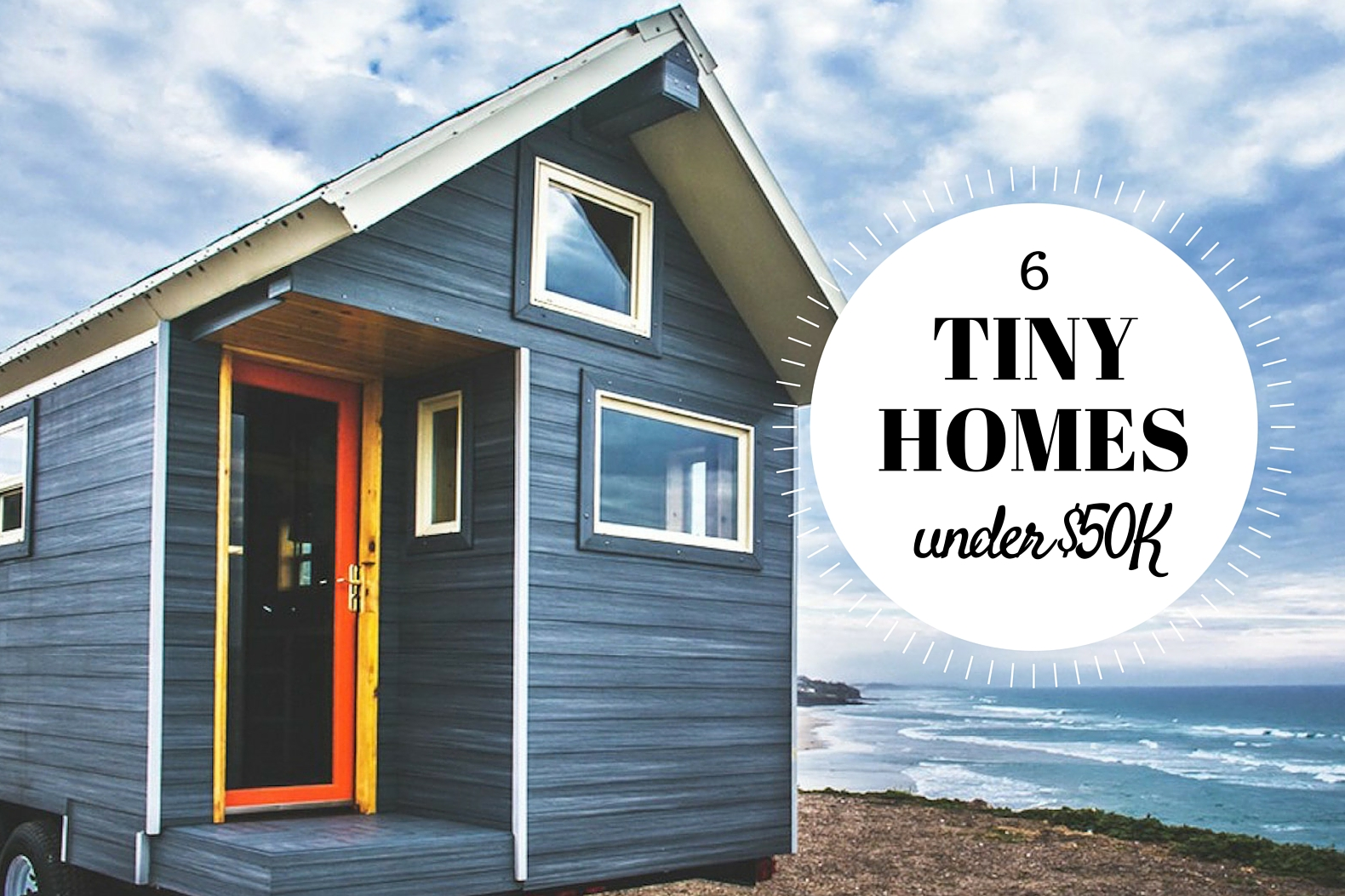 6 tiny homes under 50 000 you can buy right now dubldom for Build a house for under 50k