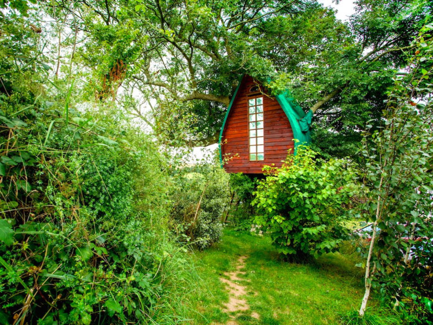 See why the Tree Sparrow House is Airbnb's most desired UK property