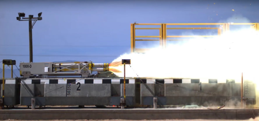 Maglev, magnetic levitation, rocket, science, U.S. Air Force, Air Force, 846th Test Squadron, Holloman Air Force Base