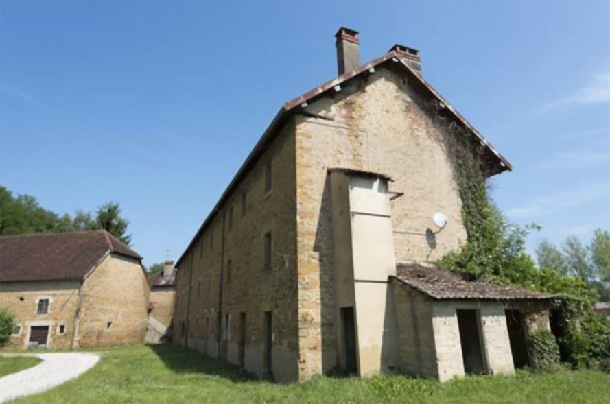 Baudin, France, auction, historic buildings, tourism, restoration, 19th century