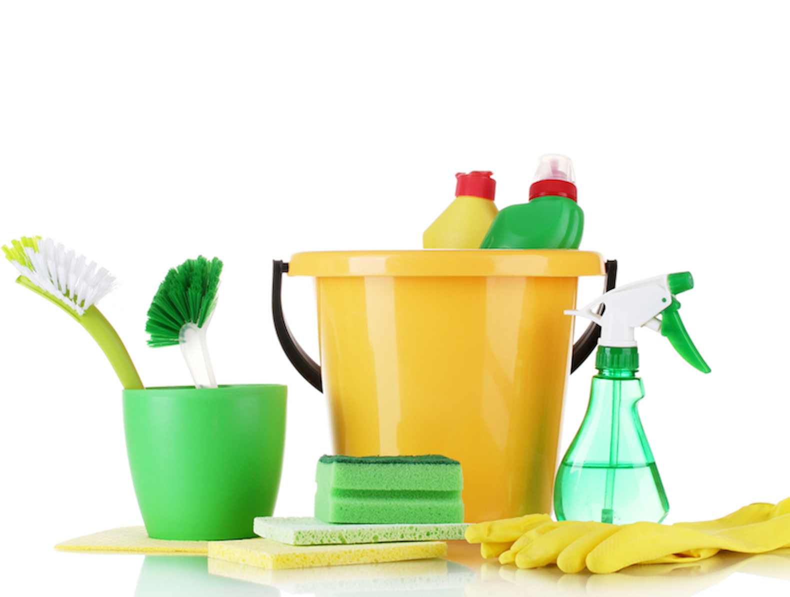 EWG's Guide to Healthy Cleaning may change your ...