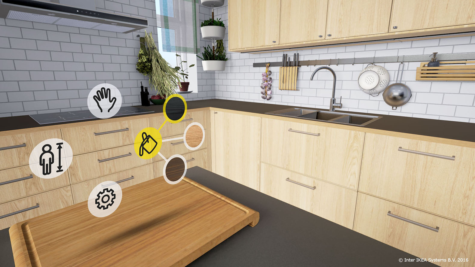IKEA's new app lets you try out furniture in virtual reality ...