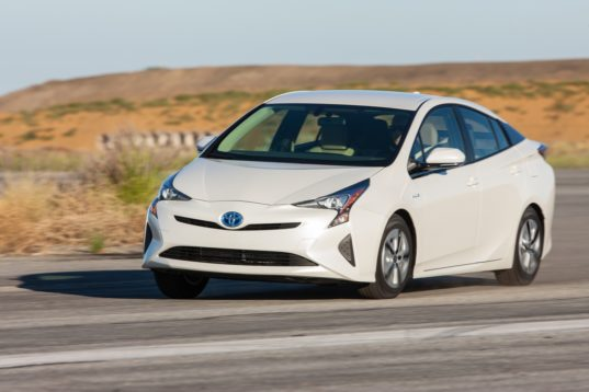 Toyota Prius Has The Best Gas Mileage Of Any Car Consumer