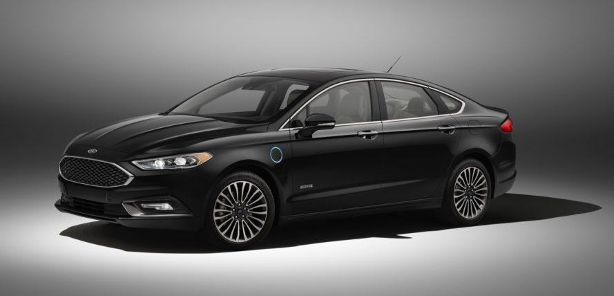 Ford Fusion Energi Can Travel Further Than Any Other Plug In