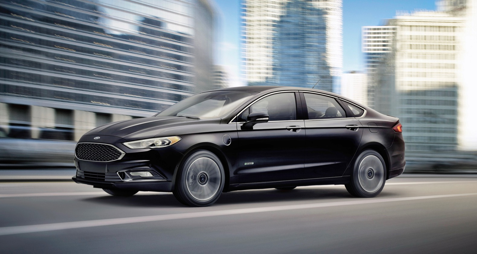 2017 Ford Fusion Energi can travel further than any other plug-in hybrid & Ford Fusion | Inhabitat - Green Design Innovation Architecture ... markmcfarlin.com