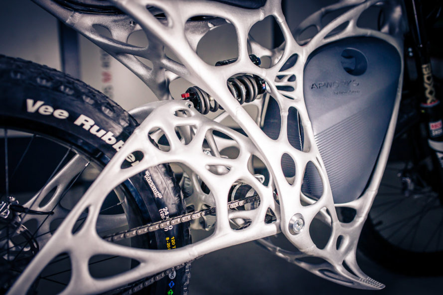 airbus, apworks, light rider, world's first 3D-printed electric motorcycle, lightweight motorcycle frame, electric motorcycle, 3D-printed motorcycle, aluminum alloy, lasermelting, motorcycles