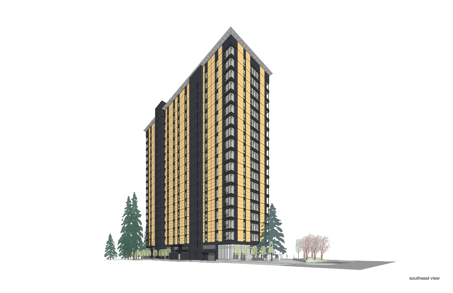 Construction of world's tallest timber building is underway in Vancouver