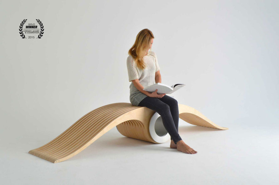 Exocet Chair, Stéphane Leathead, transforming furniture, chairs, green furniture, eco furniture, green design, eco design, nycxdesign, new york design week, design junction, dwell on design, designarium, wooden chairs, birch