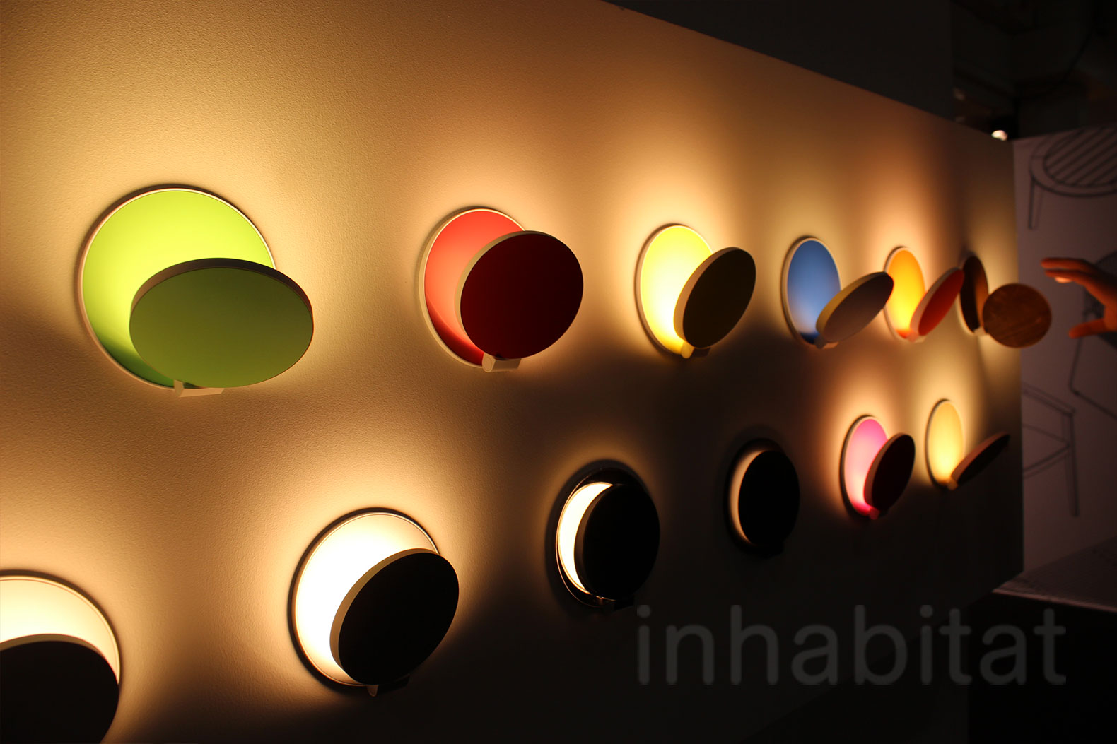 Flippable, Dimmable Gravy LED Wall Sconces Are Playful Wall Candy For Your  Home | Inhabitat   Green Design, Innovation, Architecture, Green Building
