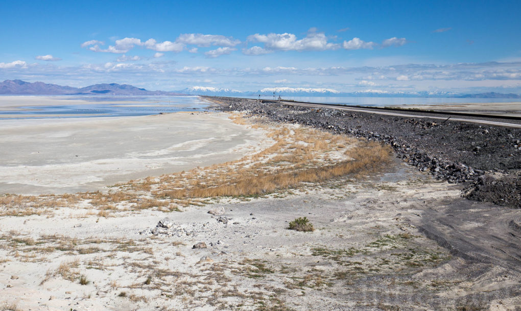 Photos The Great Salt Lake Is Drying Up And It Could Have