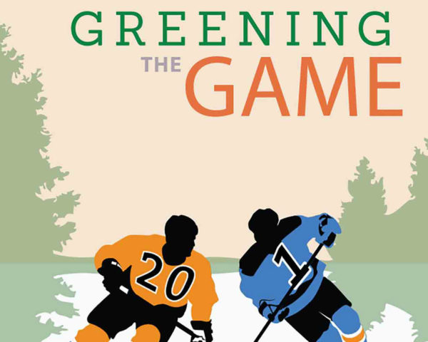 Infographic, NHL, NHL sustainability, green sports, sustainable sports, greenest sports, most sustainable sport, hockey, hockey sustainability, reader submission