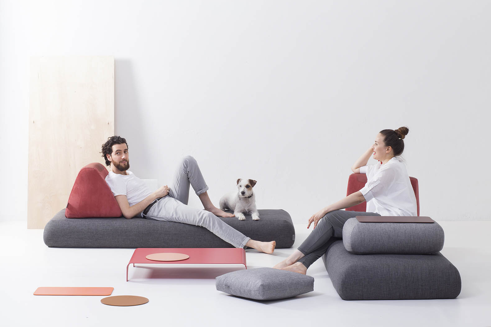 Charmant Box Hyperactive Sofa Can Be Transformed To Suit Any Space | Inhabitat    Green Design, Innovation, Architecture, Green Building