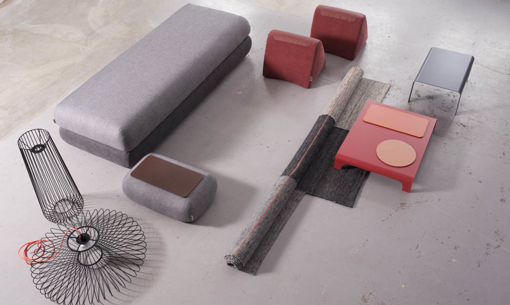 Box Hyperactive Sofa Can Be Transformed To Suit Any Space
